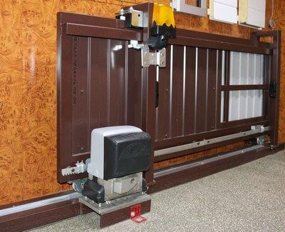 Электропривод для откатных ворот купить в красноярске забор из профнастила в щелково